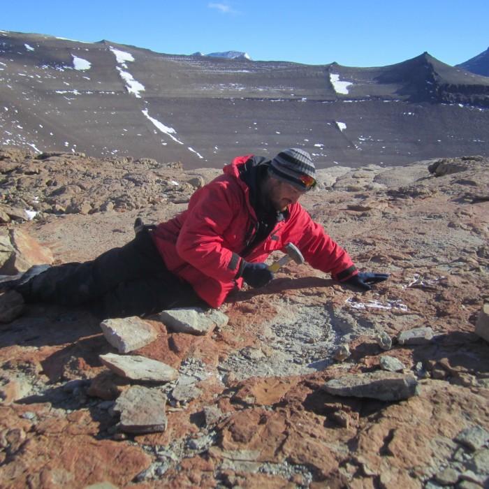 nate smith in antarctica