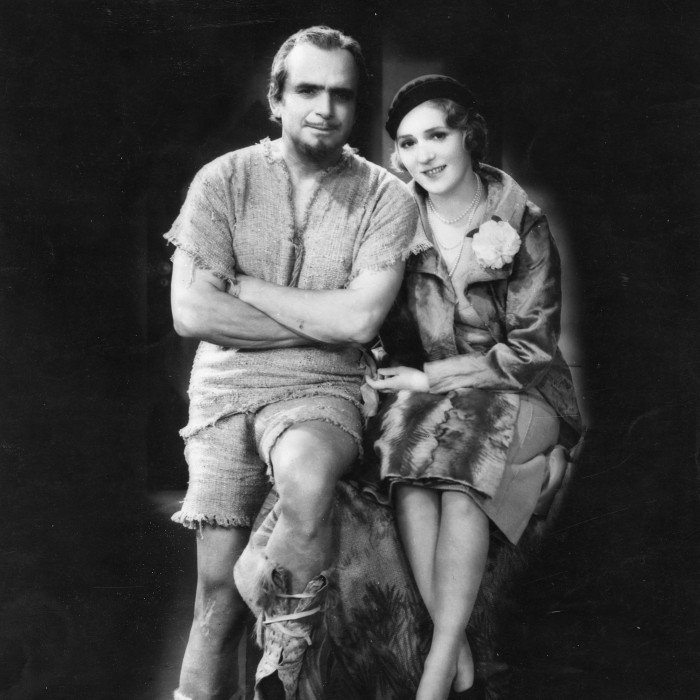 Mr Robinson Crusoe Mary Pickford and Douglas Fairbanks