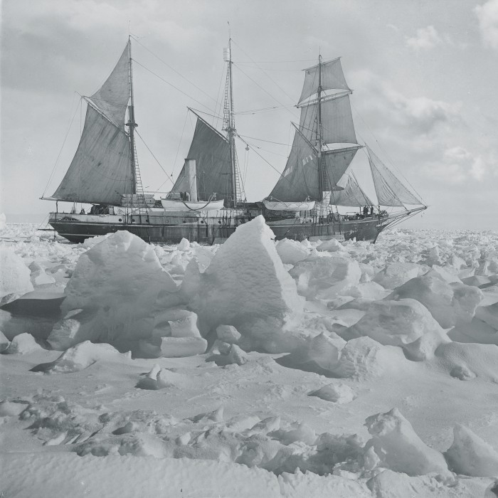 Endurance  Ernest Shackleton's ship