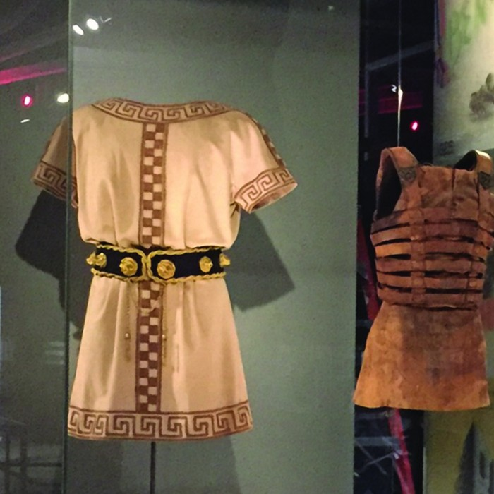 Ben-Hur costume in Becoming Los Angeles