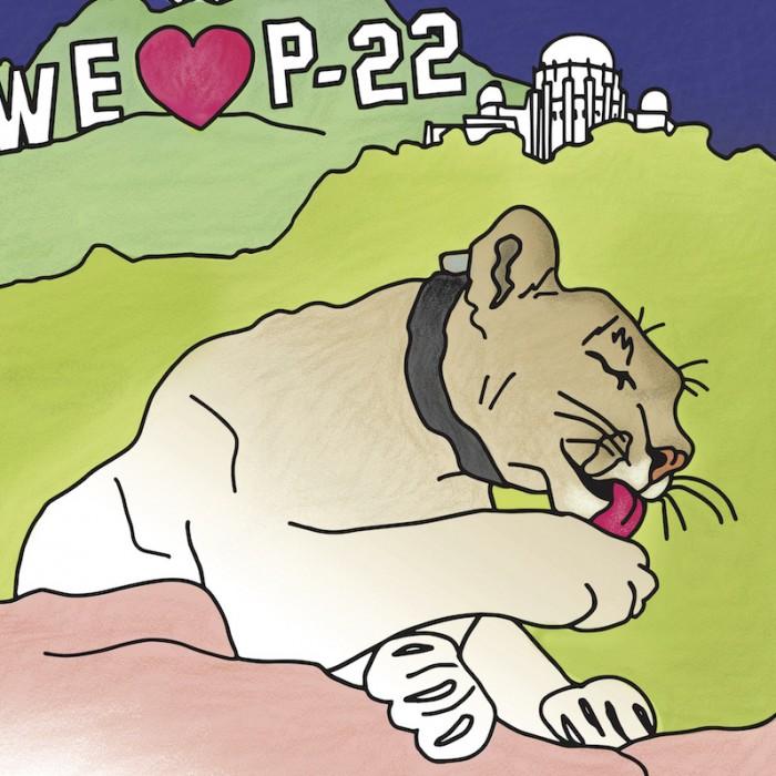 We Heart P22 cover illustration