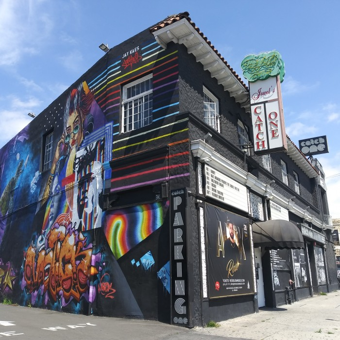 Jewel's Catch One nightclub exterior
