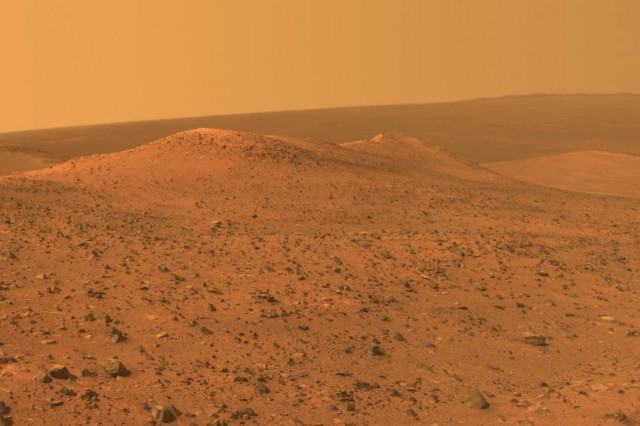 image of the surface of mars