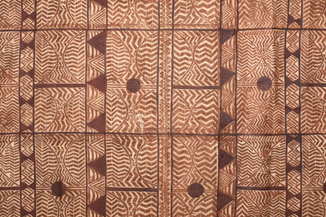 Samoa tapa collected between 1908-1910