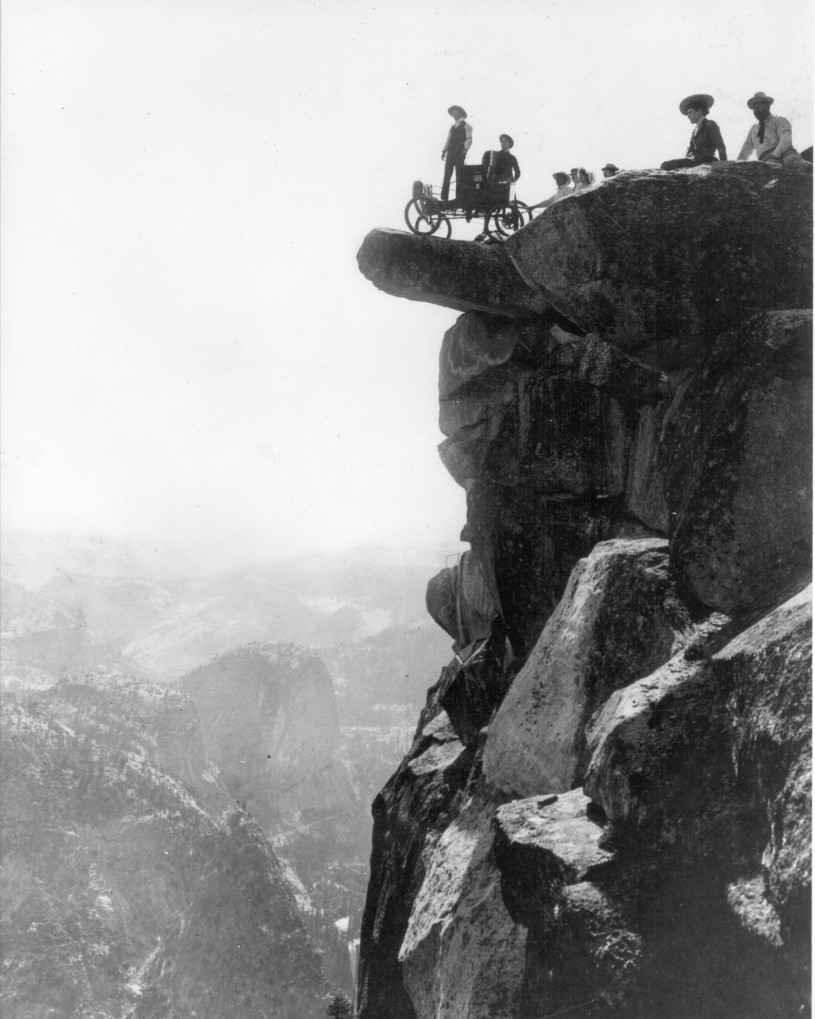 Locomobile Glacier Point