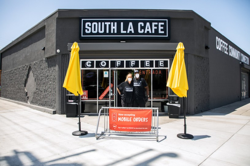 South LA Cafe Celia and Joe