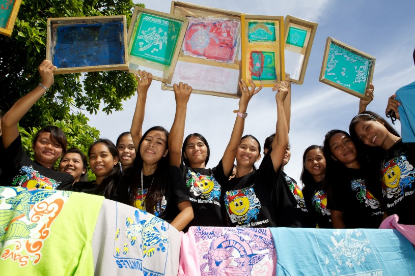 The Protect Wildlife Project launched by Conservation International combats the threats to wildlife and the causes of biodiversity loss in the Philippines.