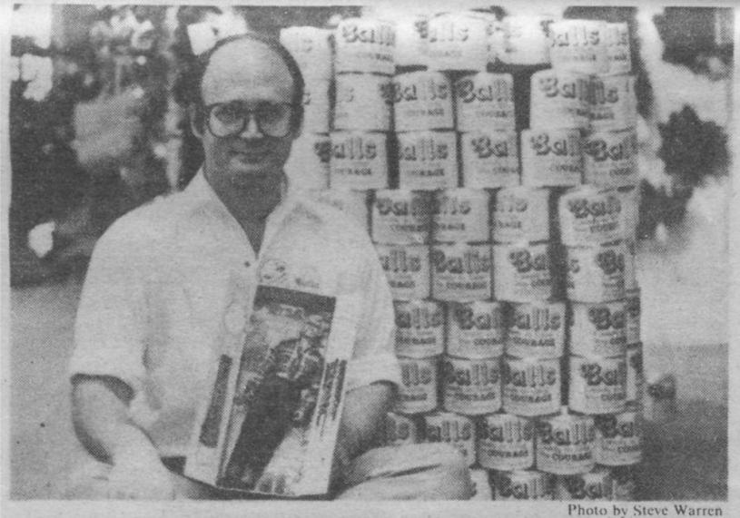 Gay Bob created Rosenberg with dolls