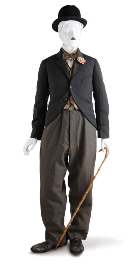 Charlie Chaplin Tramp Costume