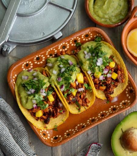 Todo Verde Tacos Al Pastor